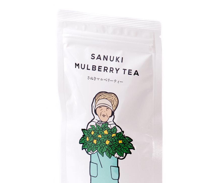 桑茶レモンティーバッグ