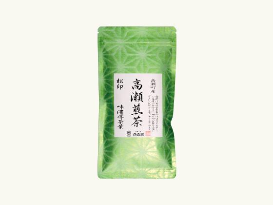 松印 高瀬煎茶|100g