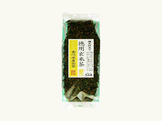 徳用玄米茶 250g