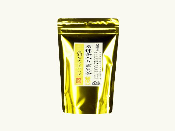 桑抹茶入り玄米茶 6g×20P