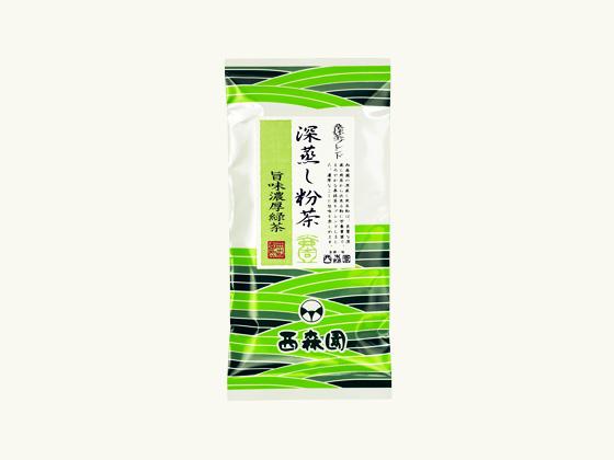 深蒸し粉茶 150g