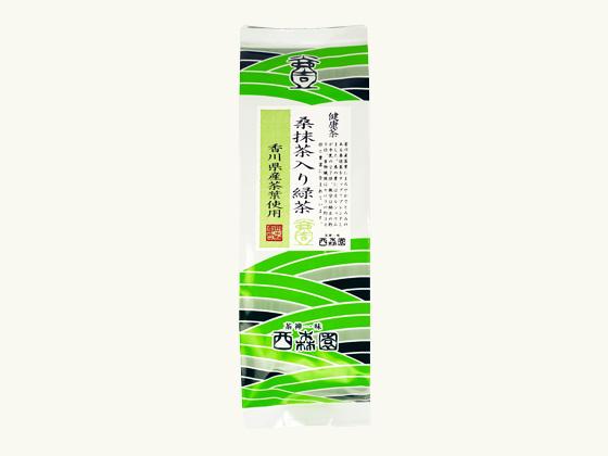 桑抹茶入り緑茶 200g