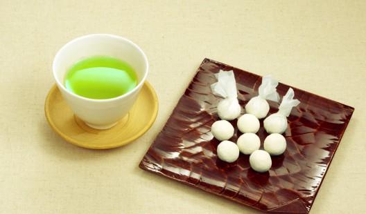 高瀬煎茶 瀬戸/霰三盆糖